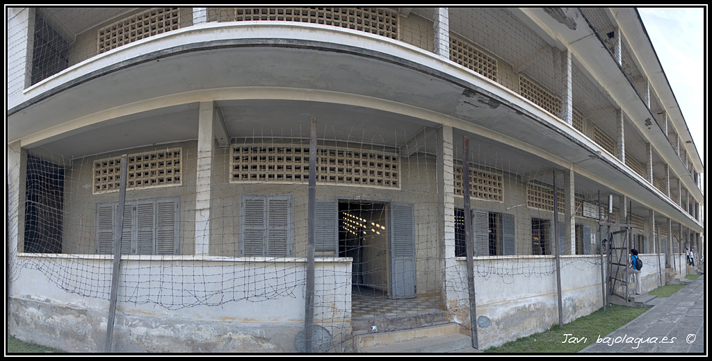 Tuol Sleng, Phnom Penh, Camboya